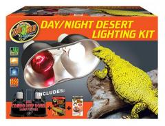 Zoo Med Day / Night Desert Lighting Kit