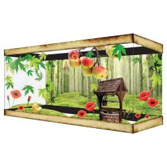 Habitat Wraps Fairytale Forest Reusable Background