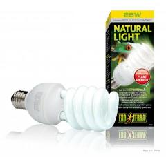 Exo Terra Compact Fluorescent 26wt Natural Light
