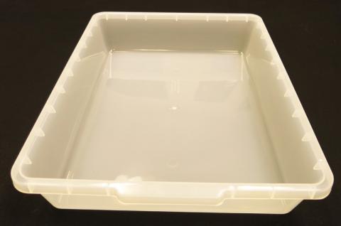 Vision V 35 Short Plastic Tub
