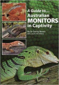 Guide to Australian Monitors in Captivity