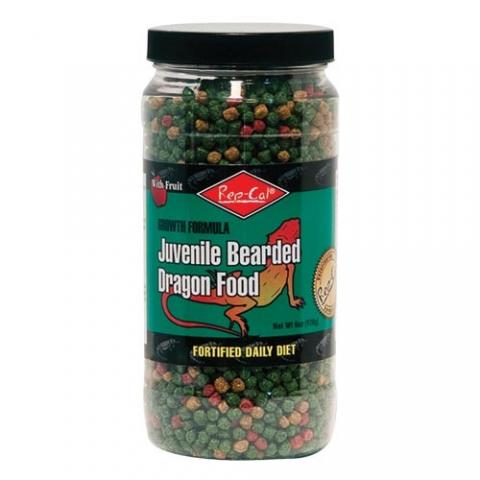 Rep Cal Juvenile Bearded Dragon Food 6oz