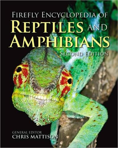 Encyclopedia of Reptiles & Amphibians 2nd Edition