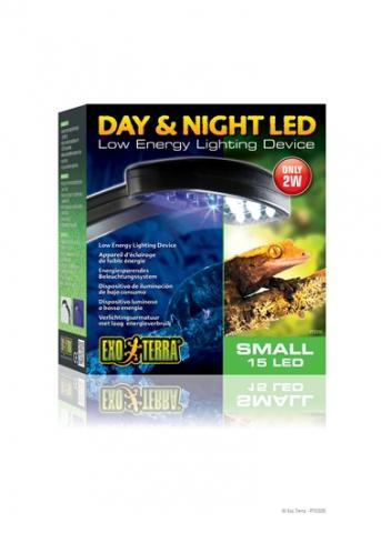 Exo Terra Day/Night LED Fixture Small 15 LED