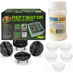 SPECIAL- Zoo Med ReptiBator Incubator, Crystal Hatch, Egg Incubation Trays & Deli Cups!