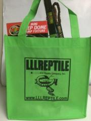 LLLReptile Reusable Grocery Bag