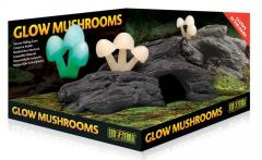 Exo Terra Glo Mushrooms Hideout