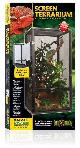 Exo Terra Screen Terrarium (Small/X-Tall)