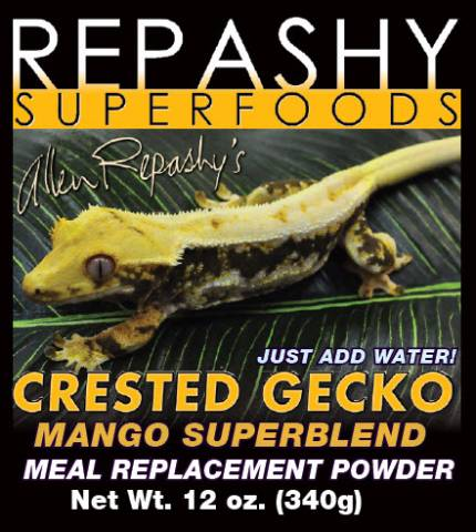 Repashy Crested Gecko MRP Mango Superblend 70.4oz