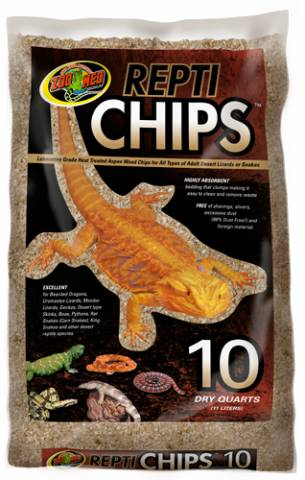 Zoo Med Repti Chips 10 quarts