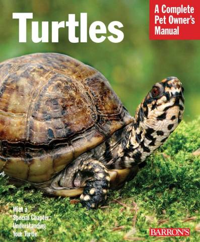 Turtles Complete Pet Owners Manaul
