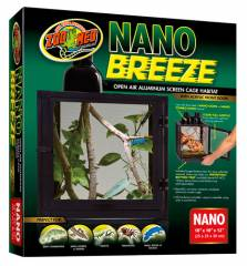 Zoo Med Nano Breeze Aluminum Screen Cage