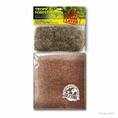 Exo Terra Tropical Forest Floor Substrate 8 quart