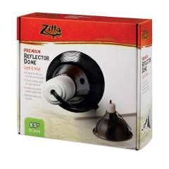 Zilla Ceramic Reflector Dome 8.5""