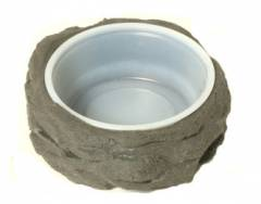 Pangea Stone Single Cup Holder (holds large 1.5 oz cups)