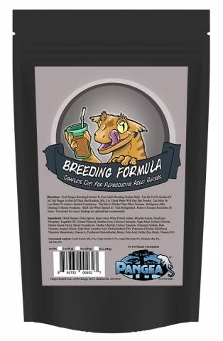 Pangea Gecko Diet Breeding Formula 8oz