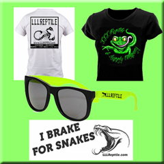 LLLReptile Swag Section
