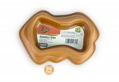 Zilla Durable Dish Brown Medium