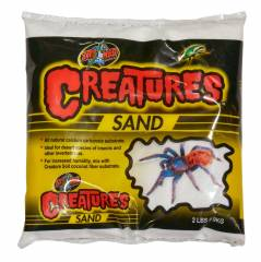Zoo Med Creatures Sand White 2 pound