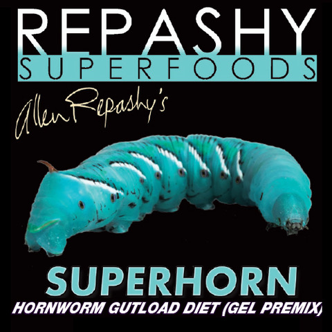 Repashy SuperHorn Goliath Worm Diet 6oz