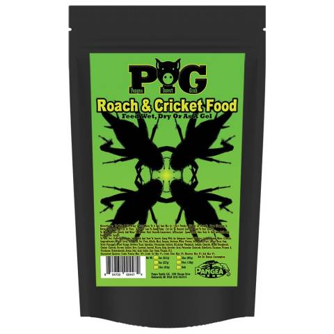 Pangea Roach and Cricket Food 64oz
