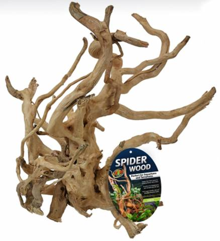 Zoo Med Spider Wood Medium