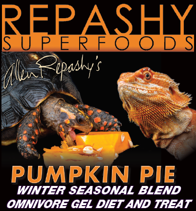 Repashy Pumpkin Pie Omnivore Diet 6oz