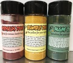 Bumble Dust, Algea Dust and Hibiscus Dust 3 Pack
