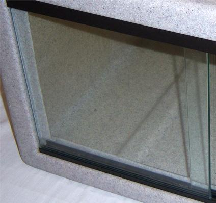Vision Replacement Glass for Model 600
