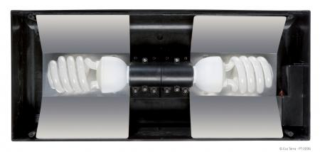 Exo Terra Compact Fluorescent Terrarium Canopy 18 Quot For Sale