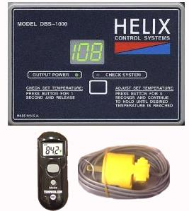 Helix DBS1000, Night Drop Cord & Temp Gun Combo