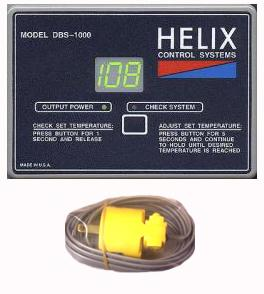 Grounded Helix DBS-1000 & Timer Adapter Cord Combo