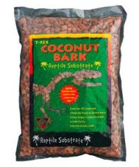 T-Rex Coconut Bark Bedding 10 Quarts