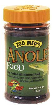 Zoo Med .4 ounce Anole Dry Food