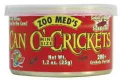 Zoo Med Can O' Crickets small