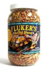 Flukers Buffet Blend Aquatic Turtle Formula