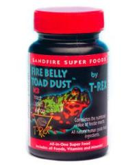 T Rex Fire Belly Toad Dust