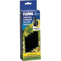Fluval 4 carbon pads 4 pack