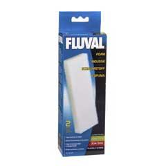 Fluval 205 or 305 Foam Replacement 2 pack