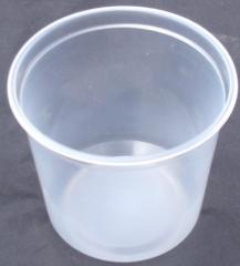 24oz Clear Insect Deli Cup