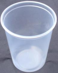 32oz Clear Insect Deli Cup