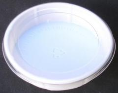 Small Disposable Worm Feeding Dish/ Water Dish