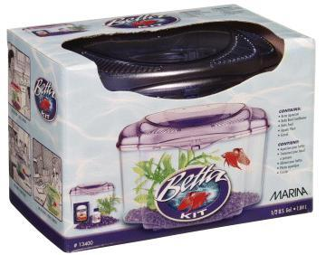 Marina Betta Pals Kit Purple