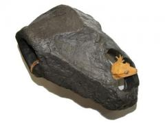 Pet Tech Small Granite Grey Hideaway