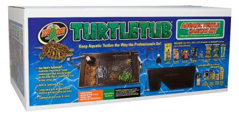 Zoo Med Turtle Tub Kit For Sale