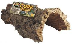 Zoo Med Cork Bark Round Small