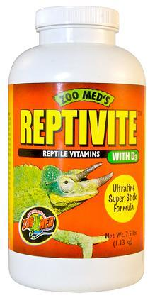 Zoo Med Reptivite with D3- 2.5 lb