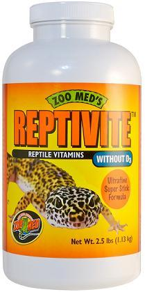 Zoo Med Reptivite Without D3- 16 oz