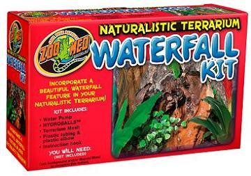 Zoo Med Waterfall Kit