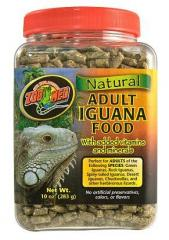 Zoo Med Natural Adult Iguana Food 20 oz